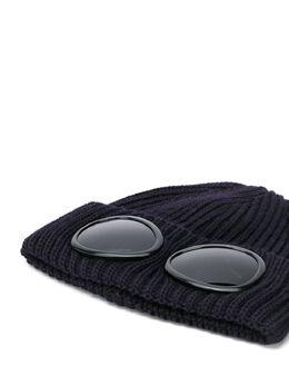 CP Company - шапка бини в рубчик MAC093A665569A938065