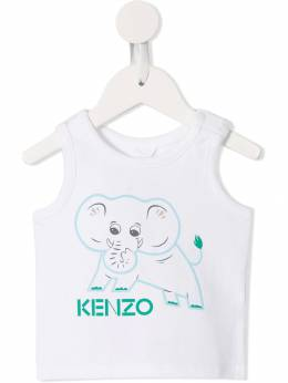 Kenzo Kids - костюм-двойка с принтом 36339383986500000000