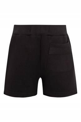 Короткие шорты из трикотажа Burberry Kids 1253143752