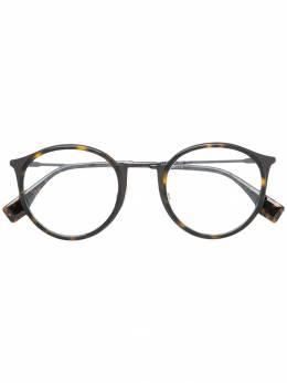 Fendi Eyewear - очки в круглой оправе 66039033938000000000