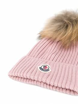 Moncler Kids - knitted beanie 966565S6995306933000