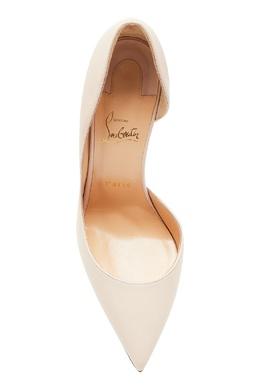 Кожаные туфли Iriza 100 Christian Louboutin 106132831