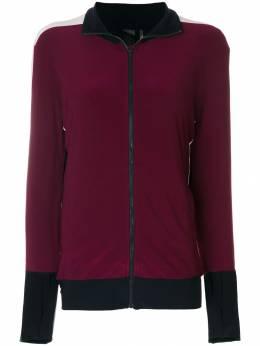 Norma Kamali - куртка с полосками по бокам 035PL665658903566830