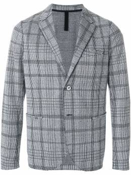 Harris Wharf London - checked design jacket 05PHP903333850000000