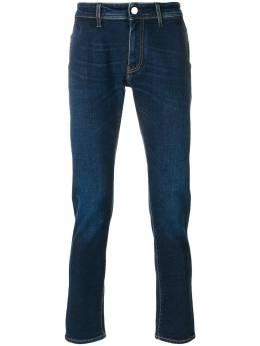 Barba - джинсы кроя слим LON96699035339000000