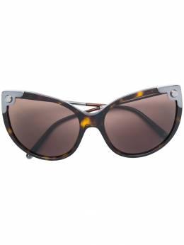 """Dolce & Gabbana Eyewear солнцезащитные очки в оправе """"кошачий глаз"""" DG4337502"""