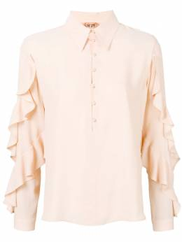 No. 21 блузка с оборками N2MG0325111