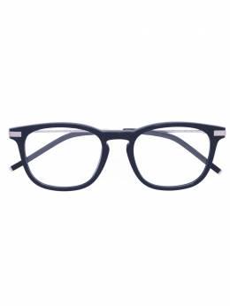 Fendi Eyewear - очки в квадратной оправе 00690969396000000000