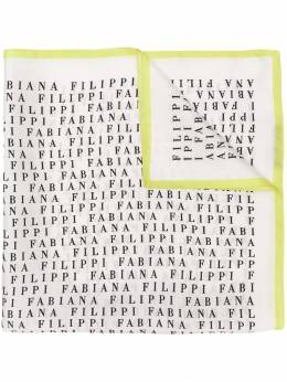 Fabiana Filippi - шарф с логотипом 9399A999935530500000