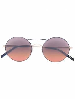 Oliver Peoples - солнцезащитные очки 'Nickol' 095S9060556000000000