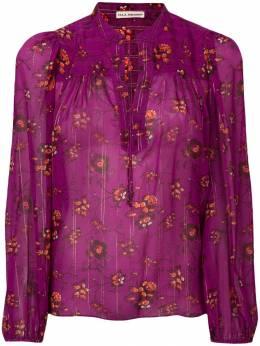 Ulla Johnson - блузка с цветочным принтом 96098936896900000000