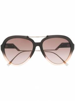 Fendi Eyewear - затемненные солнцезащитные очки 6300S938689950000000