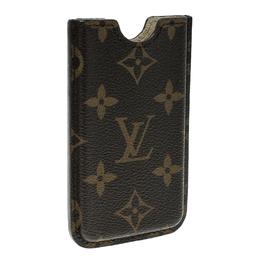 Louis Vuitton Monogram Canvas iPhone 4 Hardcase Cover 136716