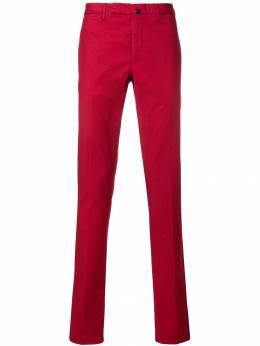 Incotex - классические брюки чинос W8096085939039580000