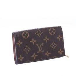 Louis Vuitton Monogram Canvas Tresor Compact Wallet 236066