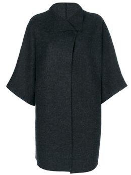 Harris Wharf London куртка-кейп свободного кроя A1510MLK