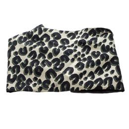 Louis Vuitton Dual Print Twisted Silk Choker Scarf 144574