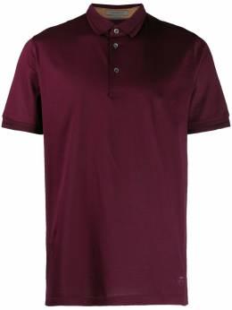 Corneliani - рубашка-поло с короткими рукавами 56999056669393986900