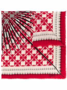 Haider Ackermann шарф с узором 1932934653