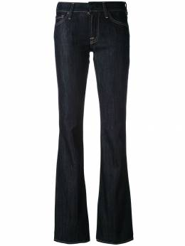 7 For All Mankind - классические брюки клеш 635Y3609099959900000