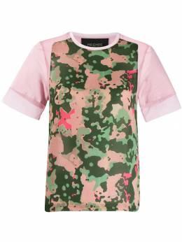 Mr & Mrs Italy - футболка с камуфляжным принтом 30939893990000000000
