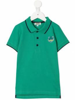 Kenzo Kids - рубашка-поло с логотипом 95389389995600000000