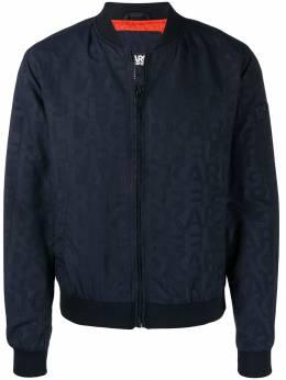 Karl Lagerfeld - куртка узкого кроя с логотипом 66959956695668539000
