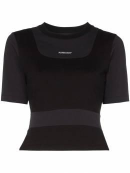 Ambush - футболка с логотипом 99903DDGR95605500000