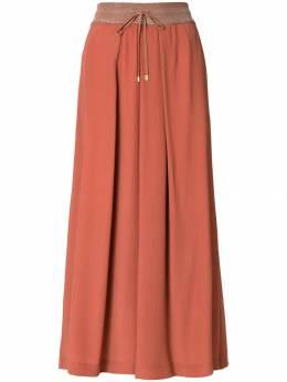 Lorena Antoniazzi - укороченные брюки палацо 3908PA50695908956660