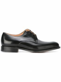 Church's - оксфорды на шнуровке 608OSLO9XV9990990900