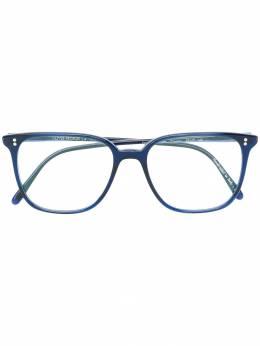 Oliver Peoples - очки в квадратной оправе 335U9089559000000000