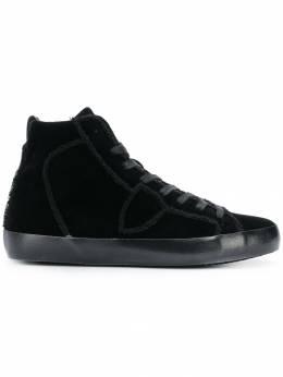 Philippe Model - Gare hi-top sneakers D9309899600000000000