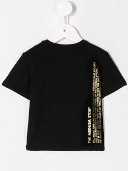 Young Versace - футболка с логотипом Medusa 66660YA6669995099696