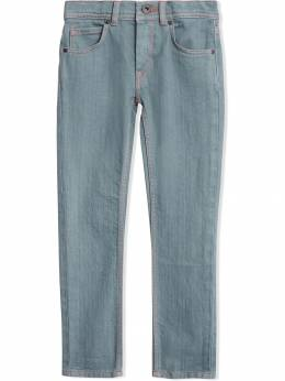 Burberry Kids - эластичные джинсы скинни 53069353569600000000