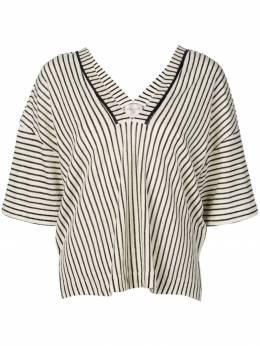 Forte Forte - рубашка в полоску 3MYTSHIRT93836893000