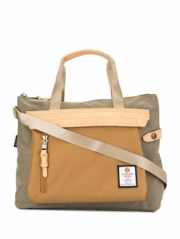 As2ov сумка-тоут с контрастными вставками 09143019