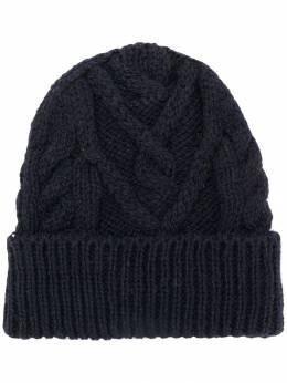 Thom Browne - шапка аранской вязки 659A6603893599669000