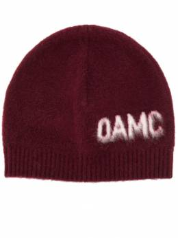 OAMC - шапка бини с логотипом P350863OPY06669A9593