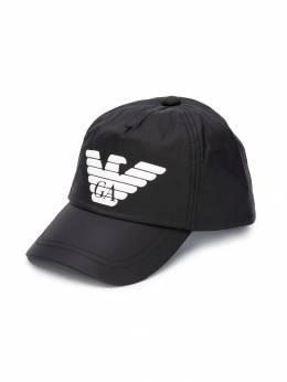 Emporio Armani Kids - кепка с логотипом 5939A555950055950000