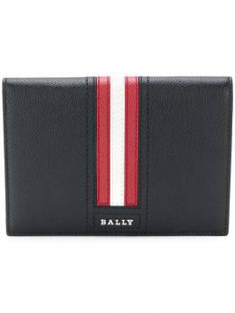 Bally - визитница с контрастной полосой 'Talknis' 86339065908600000000