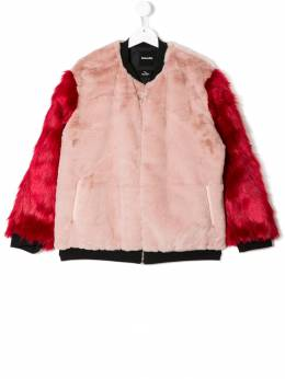 Andorine - куртка-бомбер из искусственного меха 9805AT93653558000000