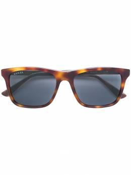 Gucci Eyewear - очки в прямоугольной оправе 389S9355803600000000
