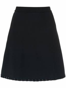 Egrey - knit flared skirt 66593939969000000000