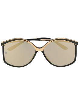 Elie Saab - солнцезащитные очки структурной формы 03GS9369999800000000
