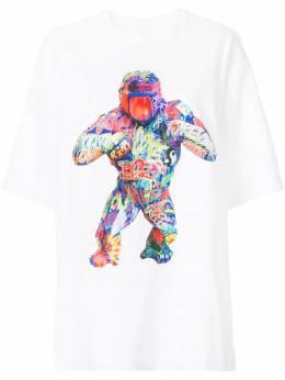 Juun.J - футболка с принтом 050W6999383859800000