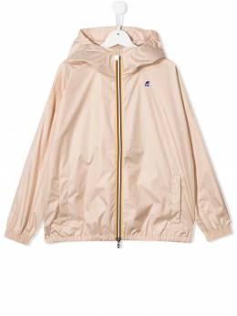 K Way Kids - куртка Mary Poly с капюшоном AZV69383359900000000