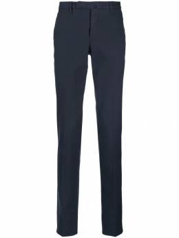 Incotex - брюки чинос прямого кроя W8096085939598090000