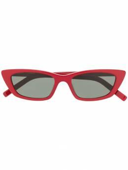 Saint Laurent Eyewear - солнцезащитные очки New Wave SL 638Y9969939908980000