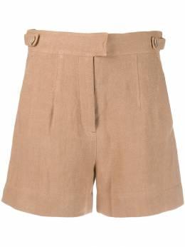 Eleventy шорты с завышенной талией 980PA0139