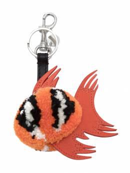 JW Anderson - подвеска для сумки Fish 0399H596536939350390